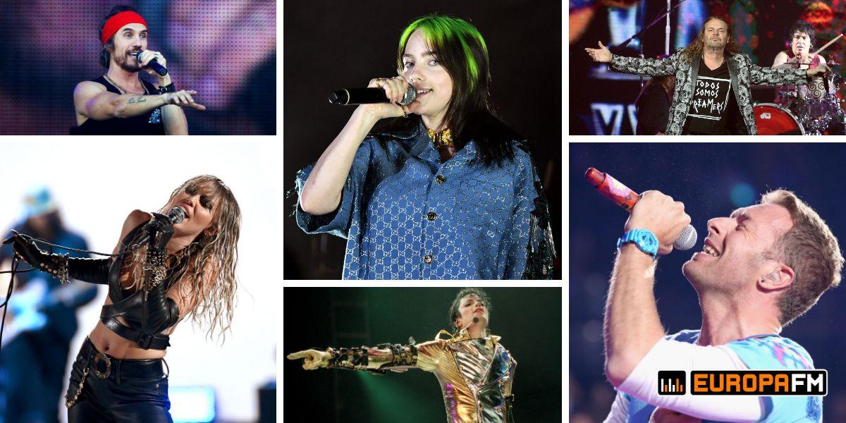 Artistas que han escrito canciones sobre el cambio climático