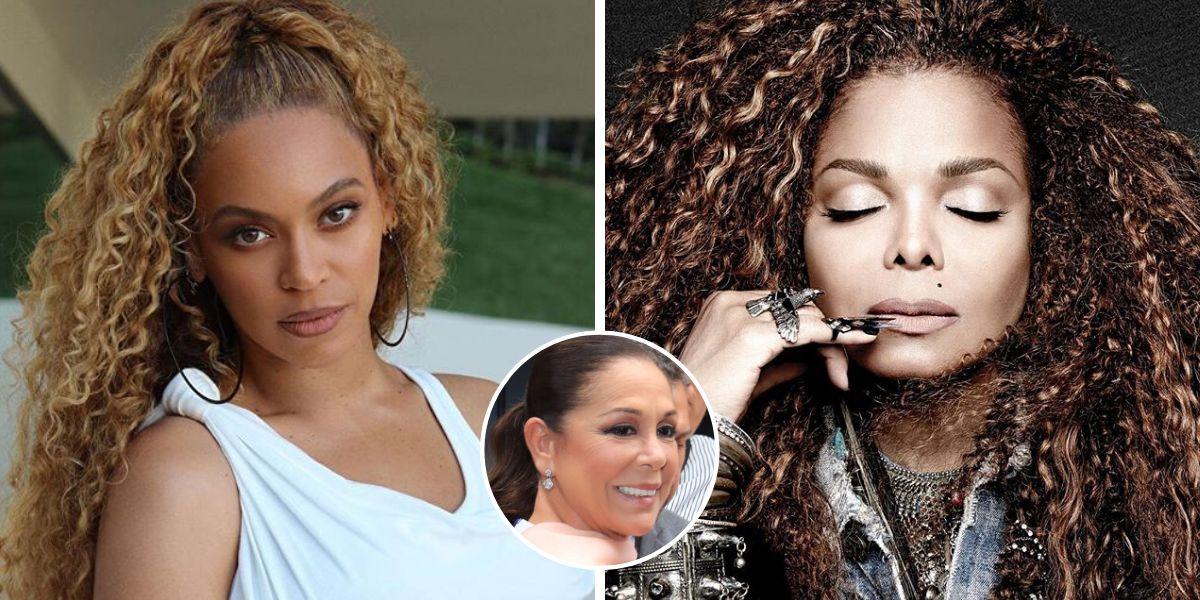 Isabel Pantoja reaparece con un look a lo Janet Jackson y Beyoncé