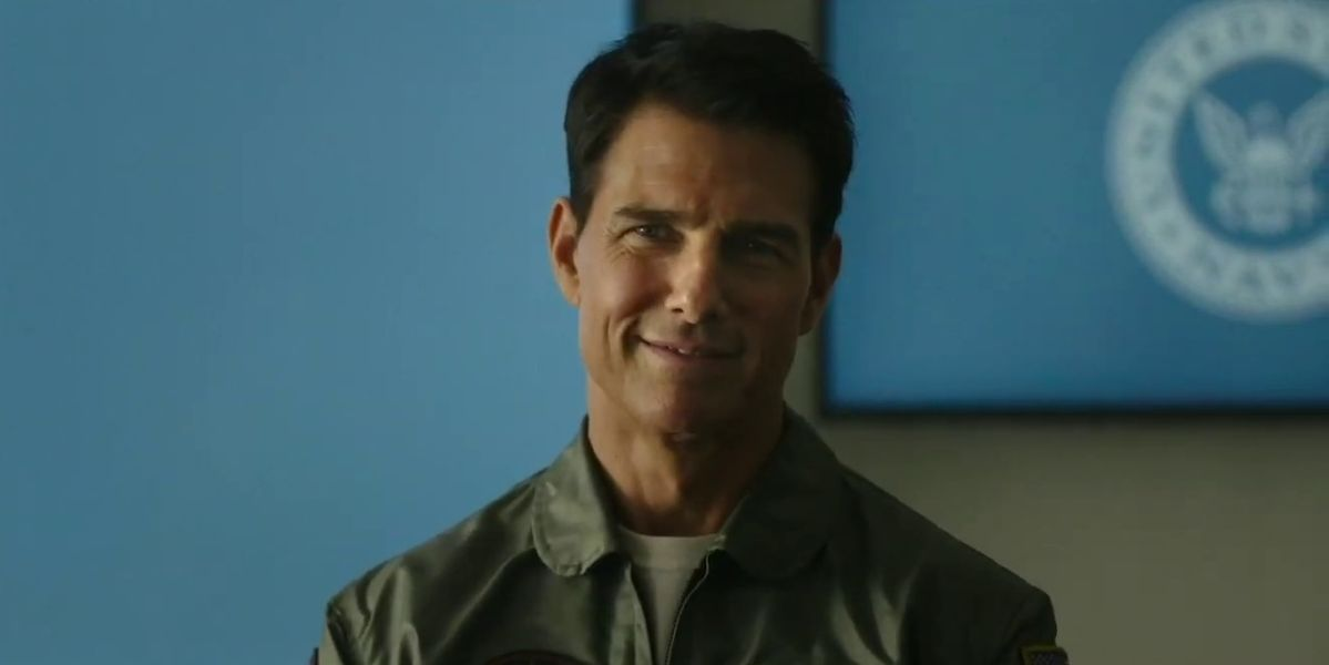 Tom Cruise en el tráiler de 'Top Gun: Maverick'