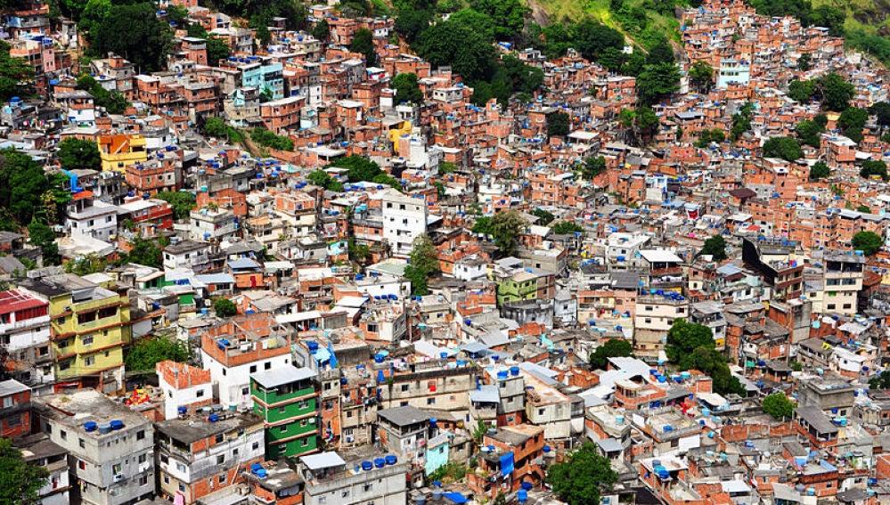Favela Rio de Janeiro, Rocinha