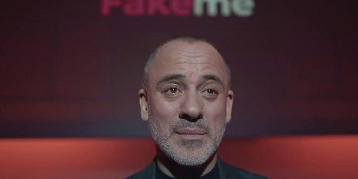 Javier Gutiérrez en el anuncio de 'Campofrío'