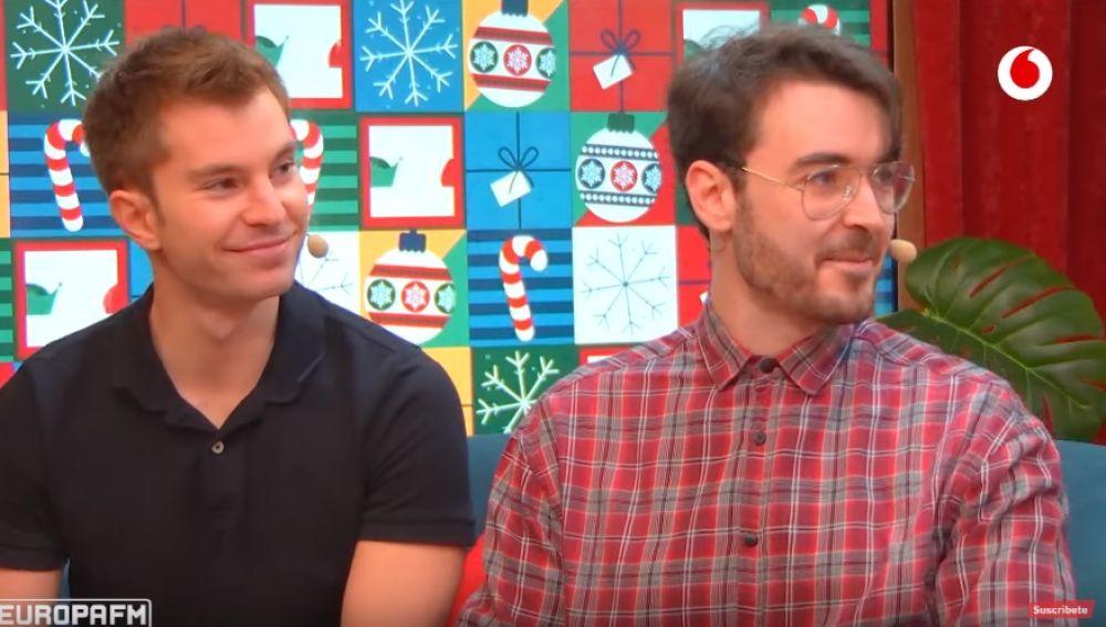 QuantumFracture y Eduardo Gonzalo