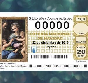 Lotería de Navidad 2019: El número 00000 del Rey que nunca ha sido premiado con el Gordo de Navidad