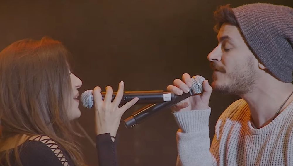 Ana Guerra y Cepeda interpretan 'Culpable O No'