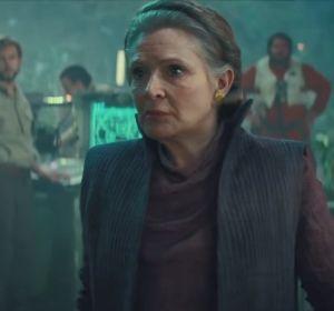 La aparición de Leia en Star Wars: El Acenso de Skywalker