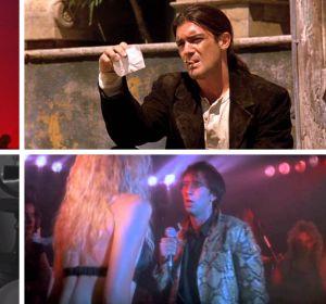 Kevin Costner, Antonio Banderas, Ewan Mcgregor y Nicholas Cage cantando