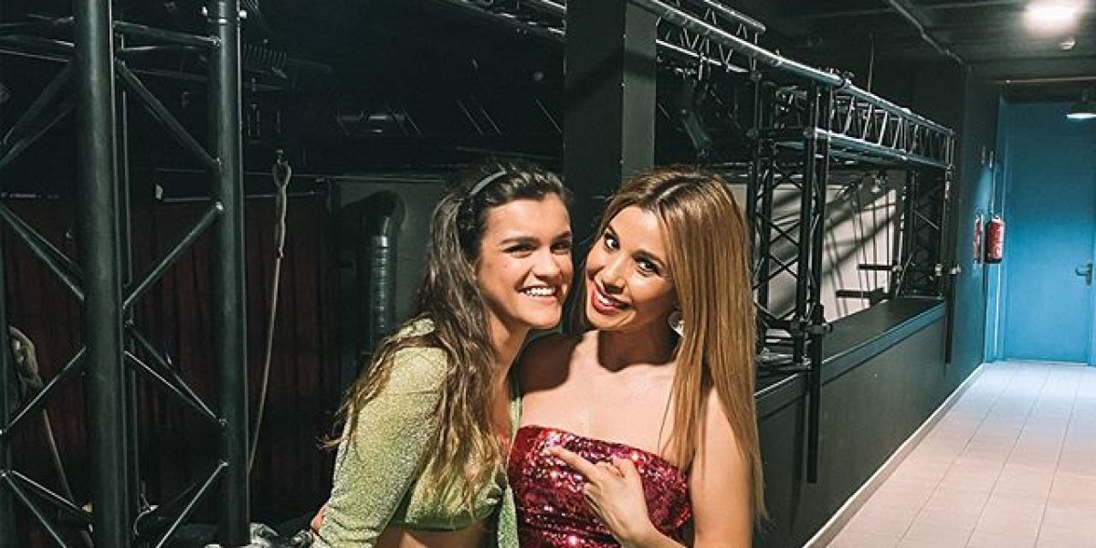 Amaia y Natalia cantan 'Vas a volverme loca'