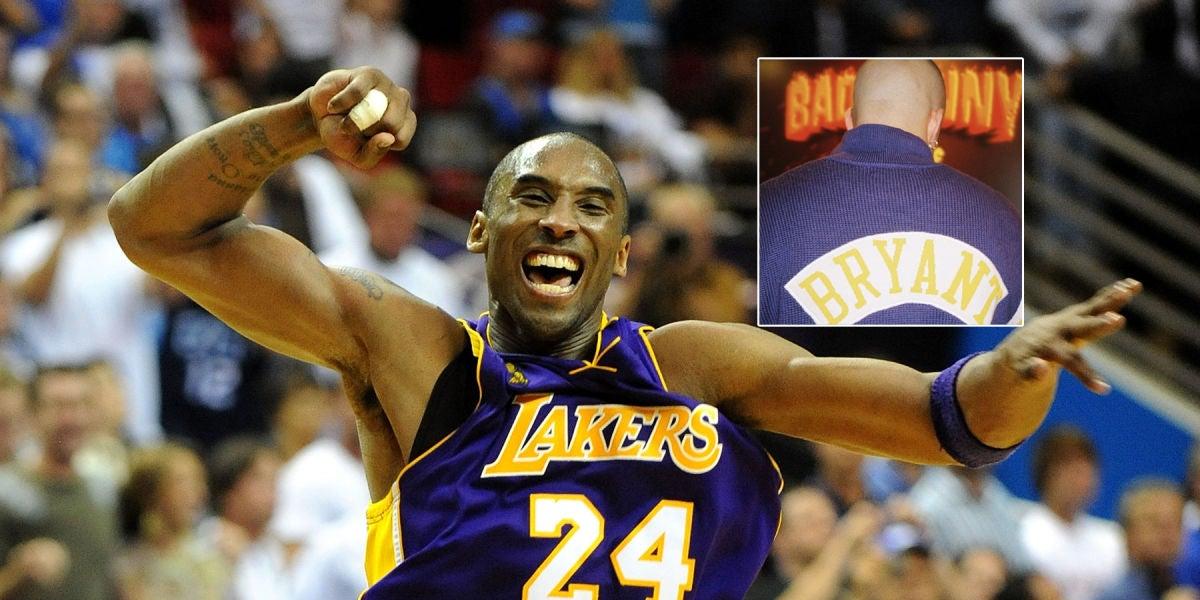 Bad Bunny lanza '6 rings', en homenaje a Kobe Bryant
