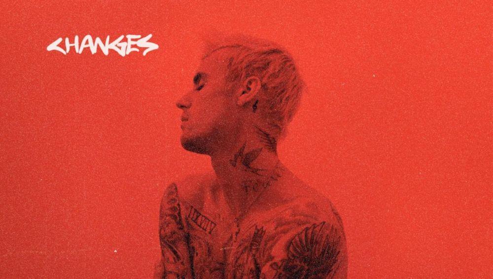 Portada de 'Changes', el nuevo disco de Justin Bieber