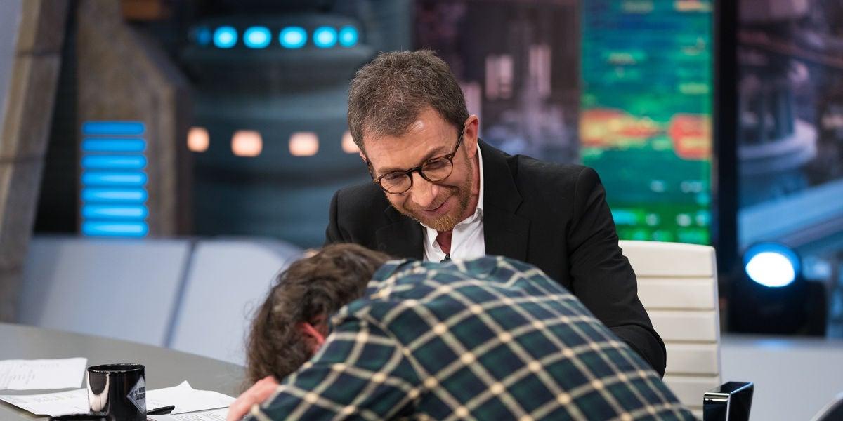 Jordi Évole sufre un principio de cataplexia en pleno directo en 'El Hormiguero 3.0'