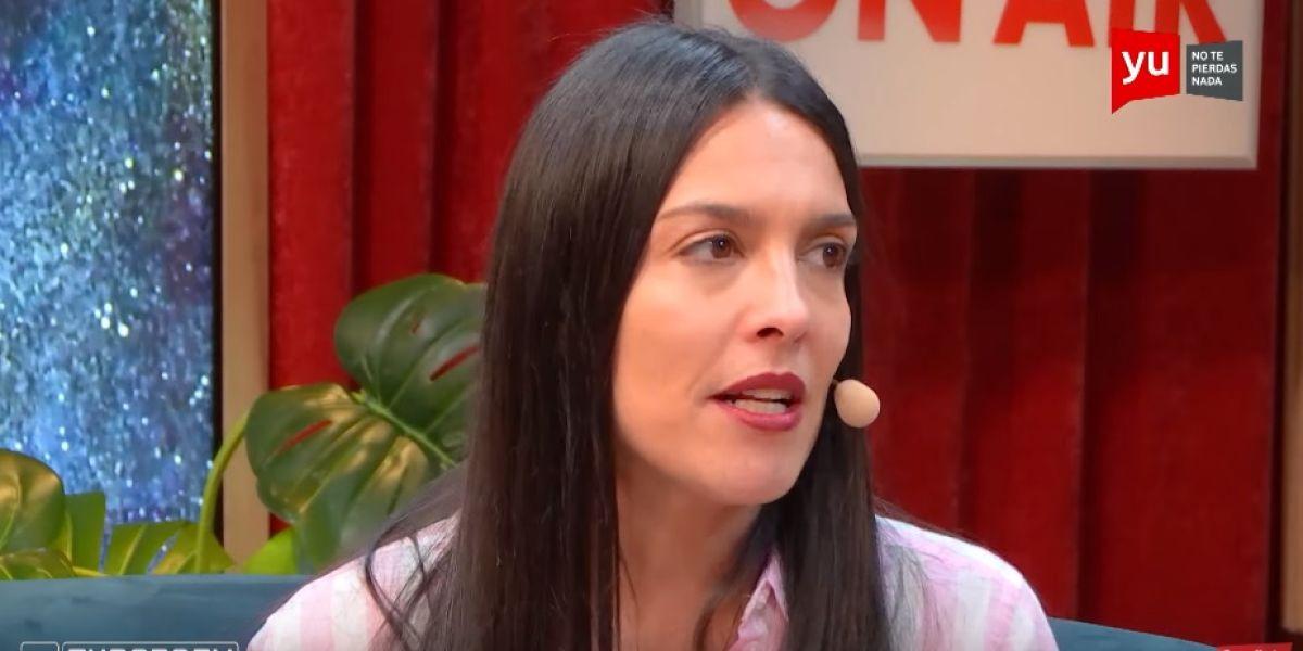 Lorena Castell en 'yu'