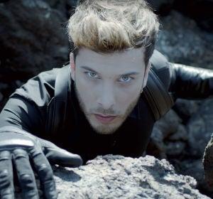 Blas Cantó en el videoclip de 'Universo', su tema para Eurovisión 2020