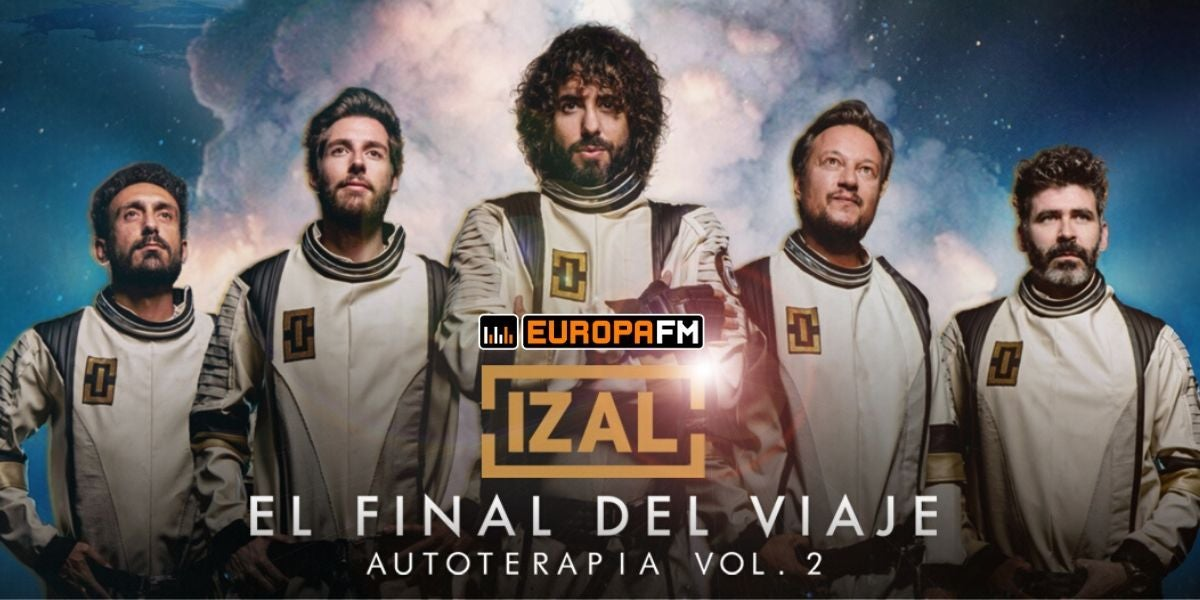 Disfruta con Europa FM del final de gira de IZAL