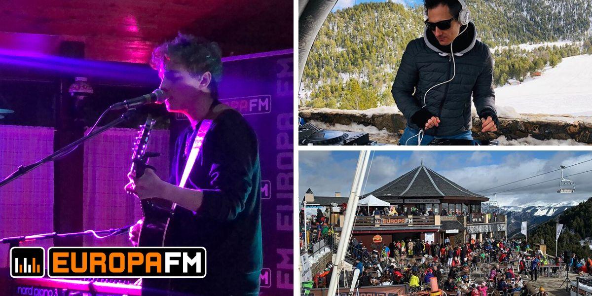 Esquiada Europa FM 2020