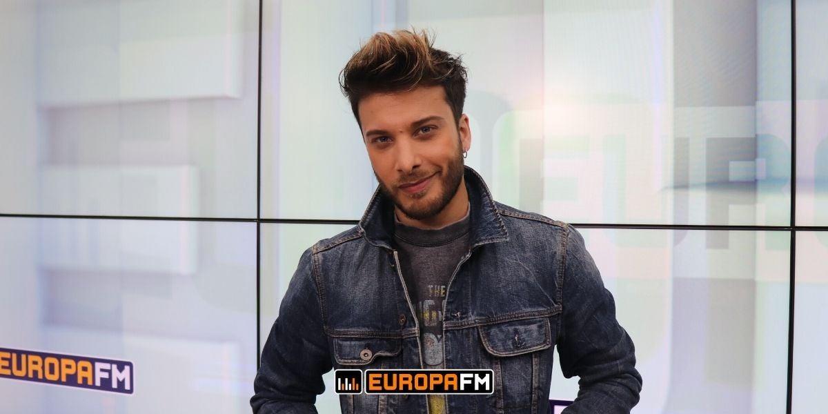 Entrevista a Blas Cantó en Europa FM