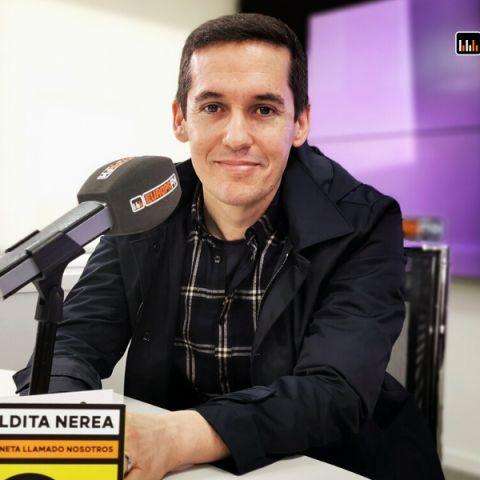 Jorge Ruiz de Maldita Nerea en Europa FM