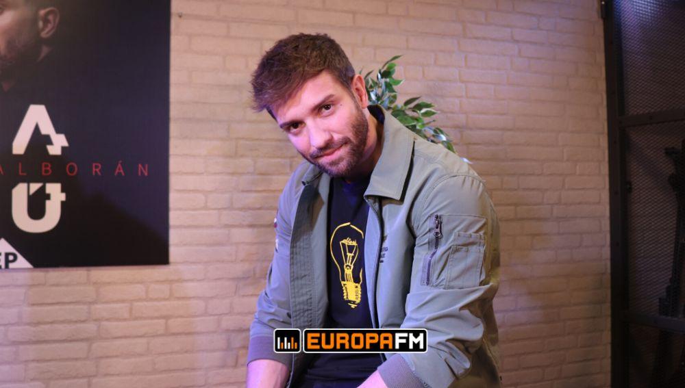 Entrevistamos a Pablo Alborán en Europa FM