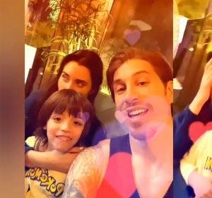 Sergio Ramos podría haber desvelado el nombre y el sexo de su bebé en un vídeo