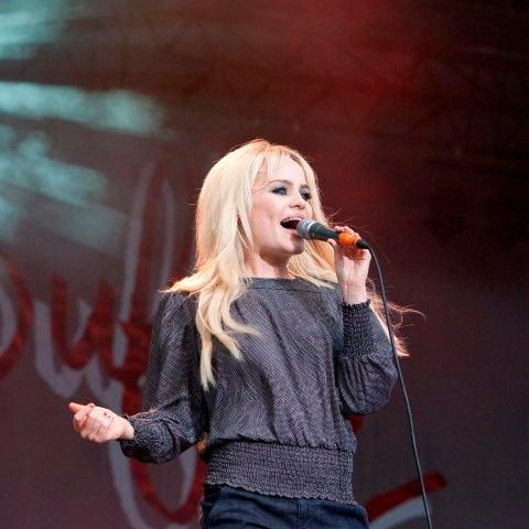 La cantante Duffy