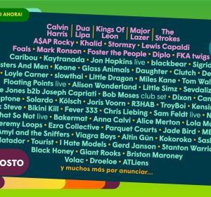 Calvin Harris, Dua Lipa, Kings of Leon, Major Lazer o The Strokes… cartel para Sziget Festival 2020