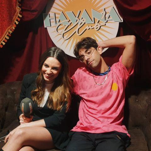 Marta Montaner y Don Patricio