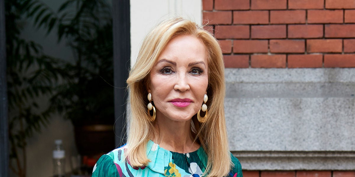 Carmen Lomana - Cara - 2020