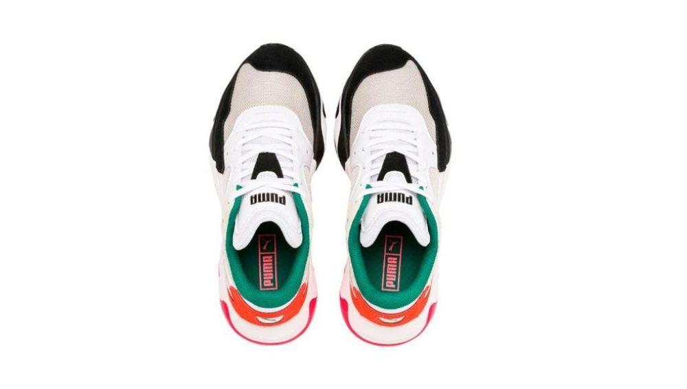 Las polémicas zapatillas