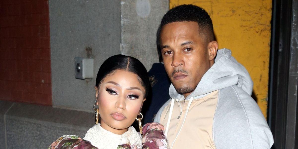 Nicki Minaj y su marido
