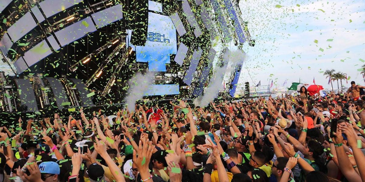 Ultra Music Festival de Miami