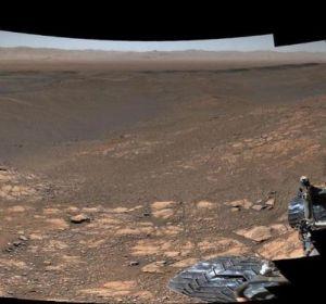 El Curiosity toma la panorámica con mayor resolución de Marte
