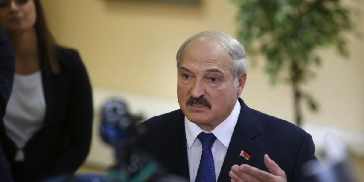 Alexánder Lukashenko
