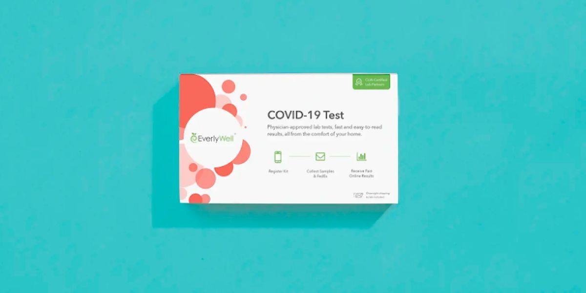 Test 'casero' para el COVID-19