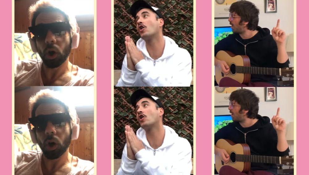 Varry Brava en el videoclip de 'PlisDonGou'