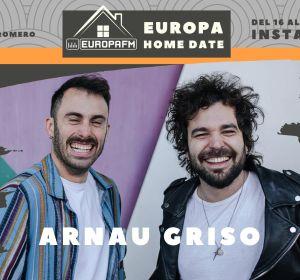 Arnau Griso en Europa Home Date