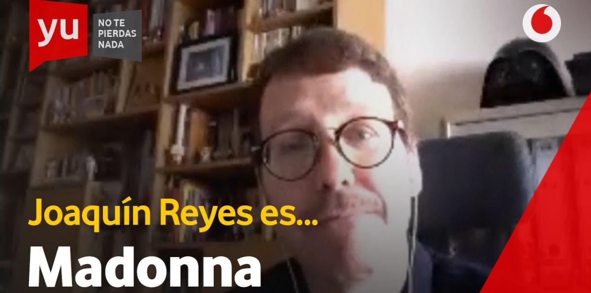 Joaquín Reyes en 'yu'