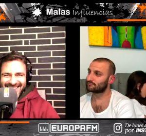 Ismael Lemais e Isa 'La KISKILLOSA', se enfadan en Malas Influencias