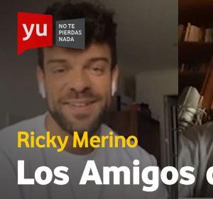 Ricky Merino y Roi Méndez en 'yu, no te pierdas nada'