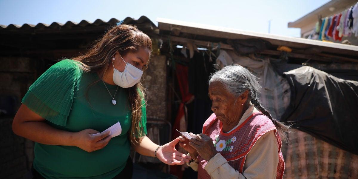 México sufre el impacto del coronavirus