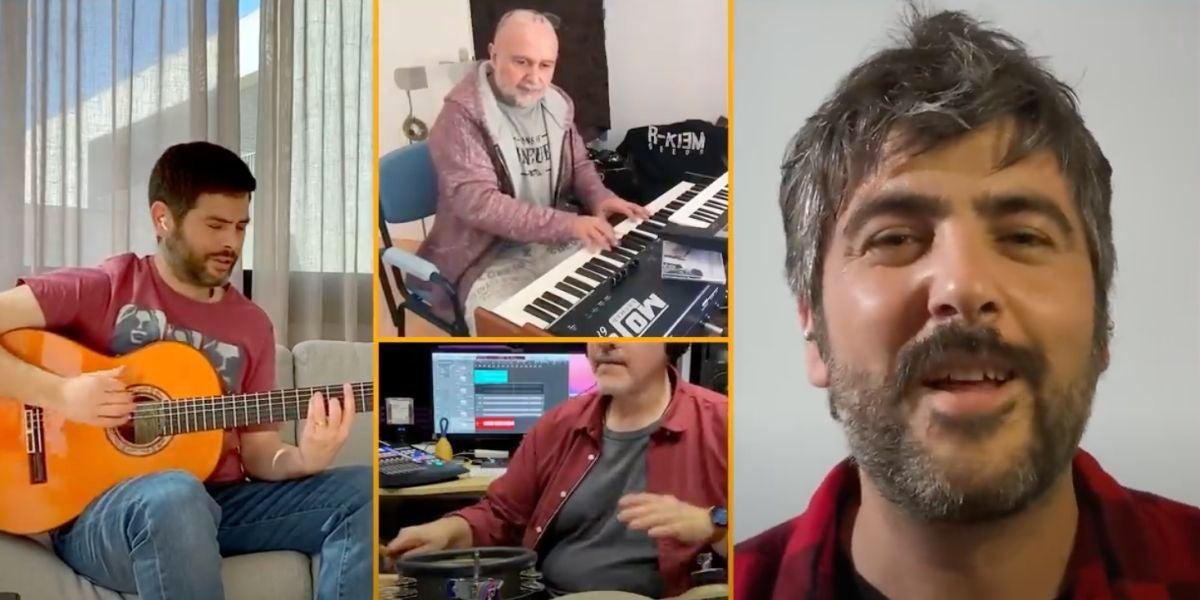 Estopa estrena el videoclip confinado de 'Corazón Sin Salida'