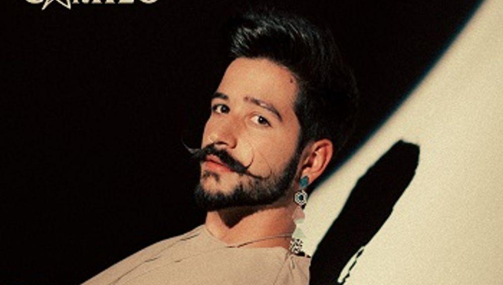 Portada de 'Mi Primera Vez', el álbum debut de Camilo