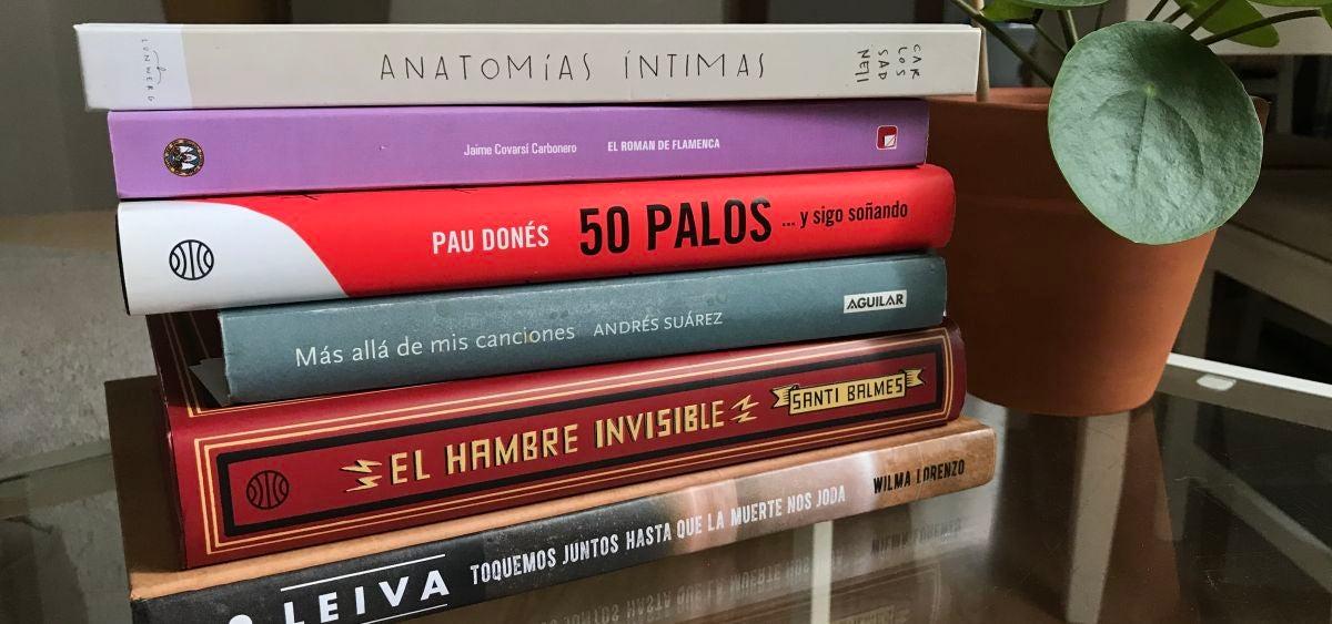 Músicos que se pasaron al papel: biografías, poemarios y novelas