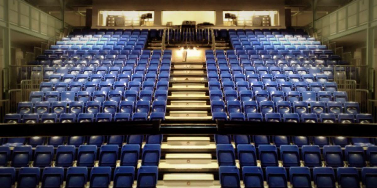 Teatro Alameda vacío