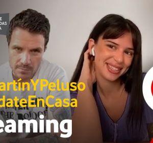 Nathy Peluso y Dani Martín