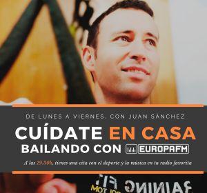 Cuídate en casa bailando con Europa FM
