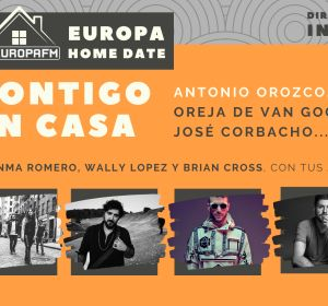Europa Home Date: Antonio, Orozco, Pablo López o Don Diablo