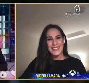 El Hormiguero 3.0: Quédate en casa - Malú e Iñaki Williams (30-04-20)