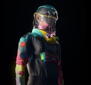 Micrashell, el traje diseñado para salir de fiesta sin miedo a contagiarse de coronavirus