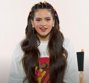 Rosalía para Elle USA