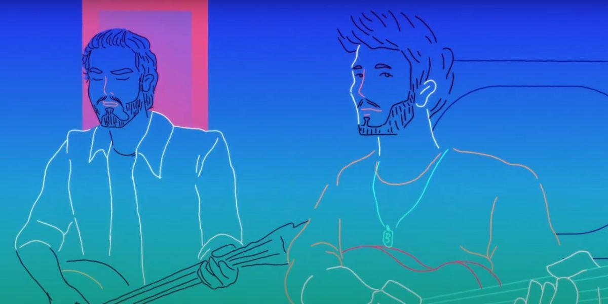 Morat y Sebastián Yatra presentan 'Bajo la mesa'