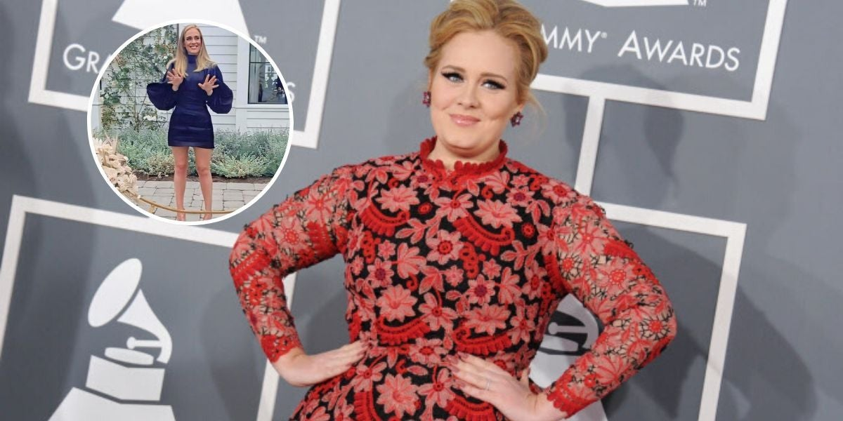 El cambio de Adele